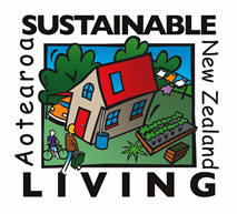 Sustainable Living Colour Logo - Web